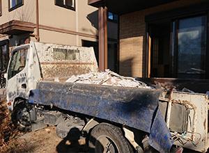 産業廃棄物収集運搬画像